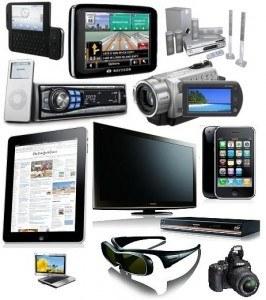electronics pawn shop