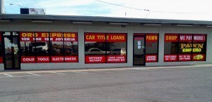 oro express pawn and jewelry buyer for locals looking to get cash fast!